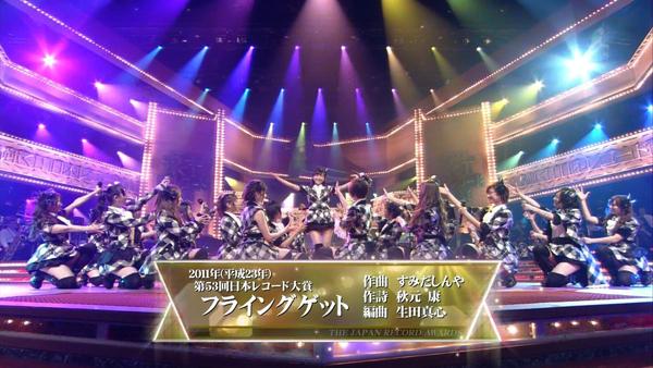 レコード大賞放送事故
